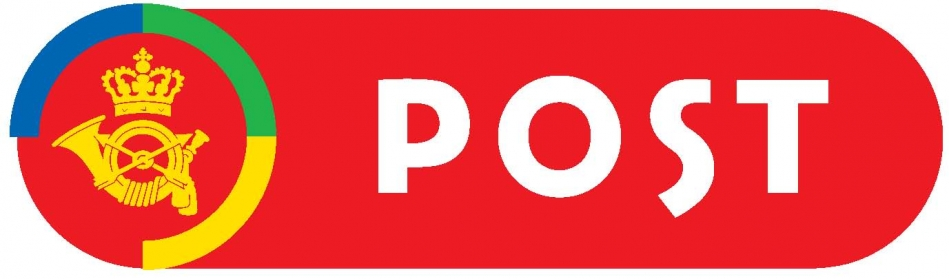 Danish post logo