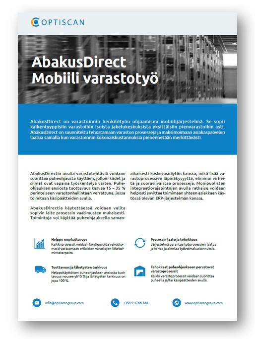 Varaston-optimointi-Abakus-Direct-mobiili-varastotyö-esite