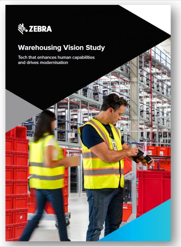 Zebra Warehousing Vision Study