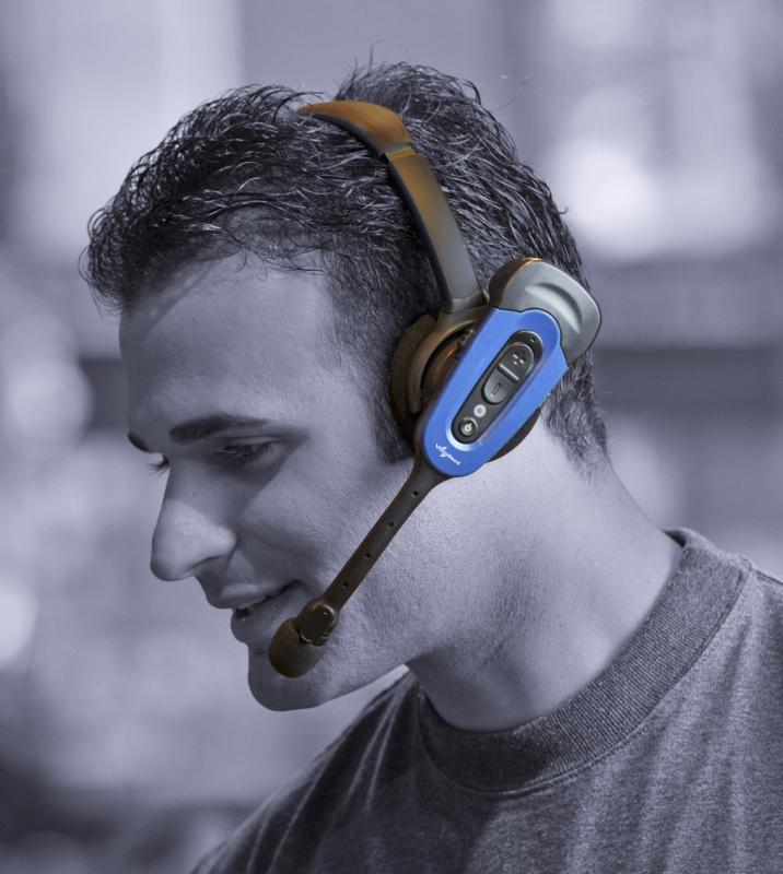 SRX2 wireless headset