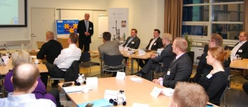 Seminar about managing mobile workforce