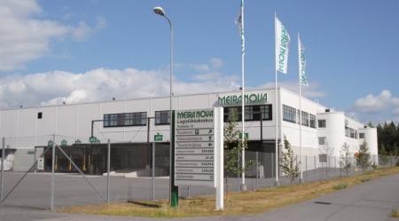 Meira Nova logistics centre